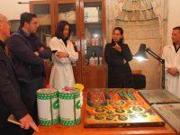 FOTO/ Ikonat që mahnitën Ministren e Kulturës në Berat pas restaurimit!