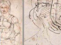 Gjendet autoportreti i Michelangelos i fshehur në një vizatim