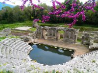 Butrinti në pritje të sezonit turistik, mbi 2700 vizitorë në 2 muaj