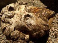 Zbulohet busti i perandorit Marcus Aurelius në Egjipt
