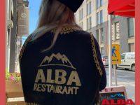 Alba Restaurant/ Nje ndalesë e bukur shqip tek Tosi e Aurora!
