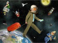 Nis epoka e turizmit hapësinor, garë e fortë midis miliarderëve të botës